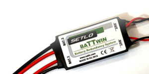 BaTTwin Battery Redundancy