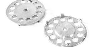 Spinner plate 100mm / 4″