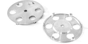 Spinner plate 115mm / 4,5″