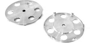Spinner plate 125mm / 5″